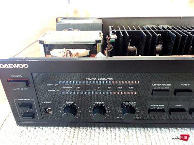 다시 보고 싶은 국산 모델들, 대우전자 ACS-98A 인티앰프 (8
