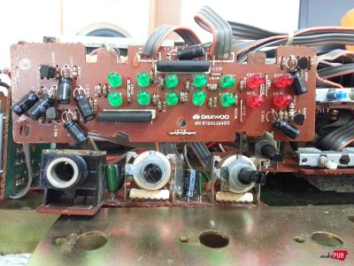 다시 보고 싶은 국산 모델들, 대우전자 ACS-98A 인티앰프 (1